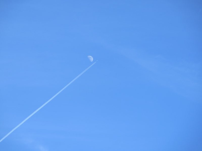 Fly me to the Moon: 2