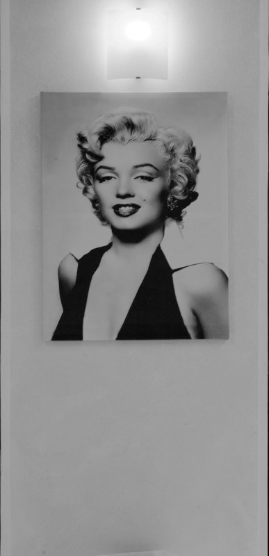 Marilyn everywhere anywhere anyhow